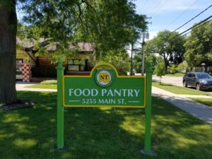 The Niles Township Food Pantry 5255 Main Street Skokie